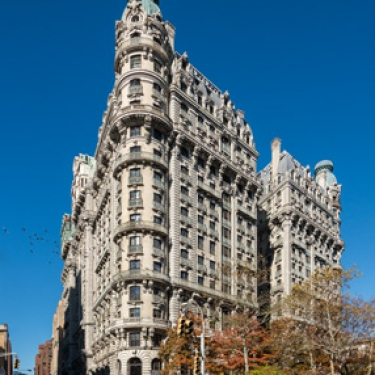 The Ansonia – Broadway NYC